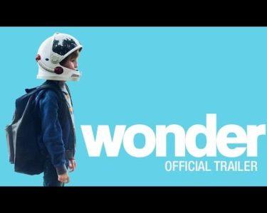 顔に障害を持つ男の子を描く、ジュリア・ロバーツ出演『Wonder(原作邦題:ワンダー Wonder)』予告編第2弾