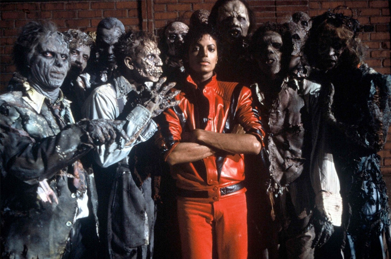 マイケル・ジャクソン「スリラー」が3D化され、ヴェネツィア国際映画祭で上映