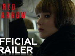 ジェニファー・ローレンスがハニートラップ要員を演じる『Red Sparrow(原作邦題:レッド・スパロー)』予告編