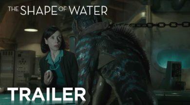 ギレルモ・デル・トロ監督作『The Shape of Water』レッドバンド版予告編
