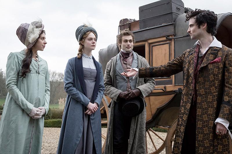 エル・ファニング主演「フランケンシュタイン」原作者メアリー・シェリーのロマンスを描く『Mary Shelley』日本公開決定か