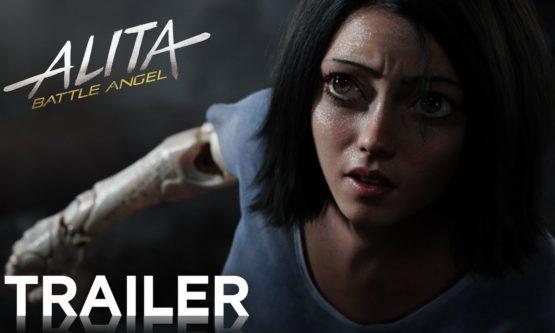 巨大な目に注目。日本のマンガ「銃夢」原作『Alita: Battle Angel 』予告編