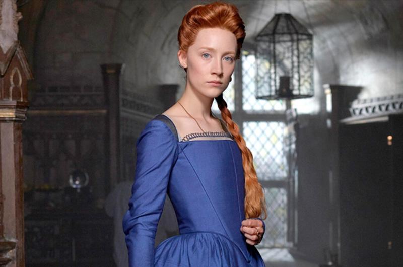 スコットランド女王、メアリー・ステュアートを描く『Mary, Queen of Scots』公式写真公開