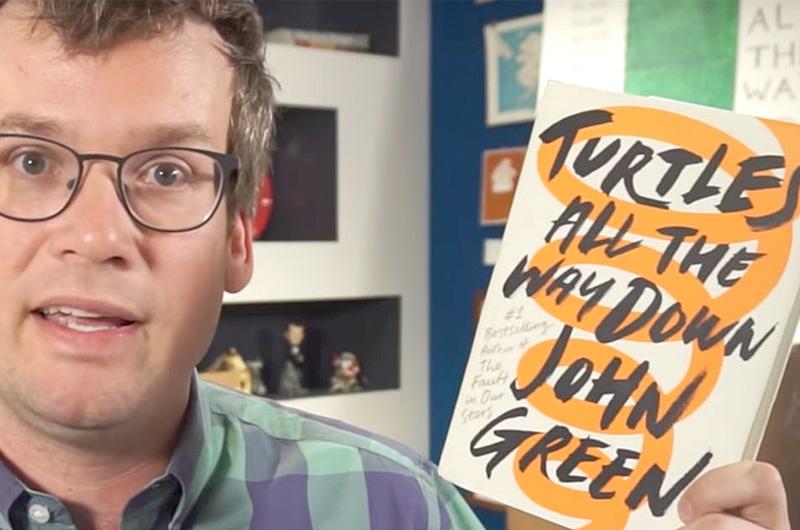 『きっと、星のせいじゃない。』ジョン・グリーン原作、強迫性障害の女の子が謎に挑む『Turtles All The Way Down』映画化