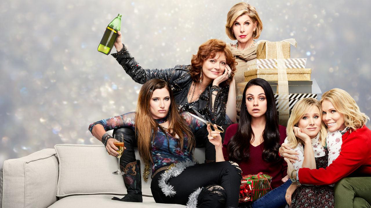 バッド・ママのクリスマス | Netflix