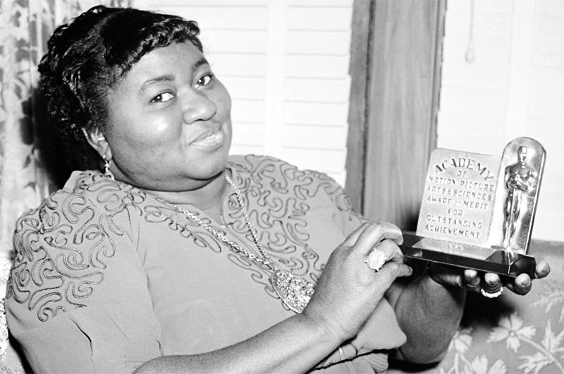 『風と共に去りぬ』で黒人初のオスカーを受賞した女優ハティ・マクダニエルの伝記映画の企画がスタート