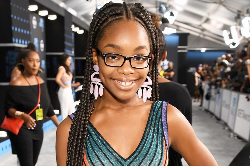 13歳の若手女優マルセイ・マーティン原案・主演、子どもになって人生をやり直すコメディ『Little』
