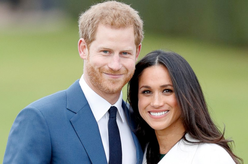 ヘンリー王子とメーガン・マークルのロマンス、米ケーブル局LifetimeでTV映画化
