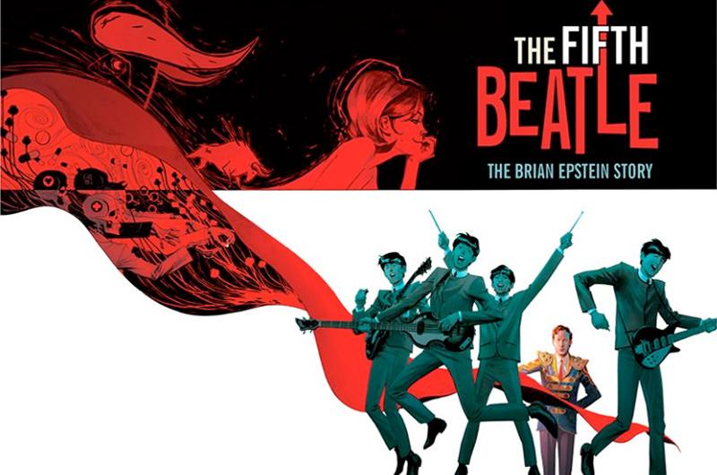 ビートルズの伝説的なマネージャー、ブライアン・エプスタインの伝記がドラマ化