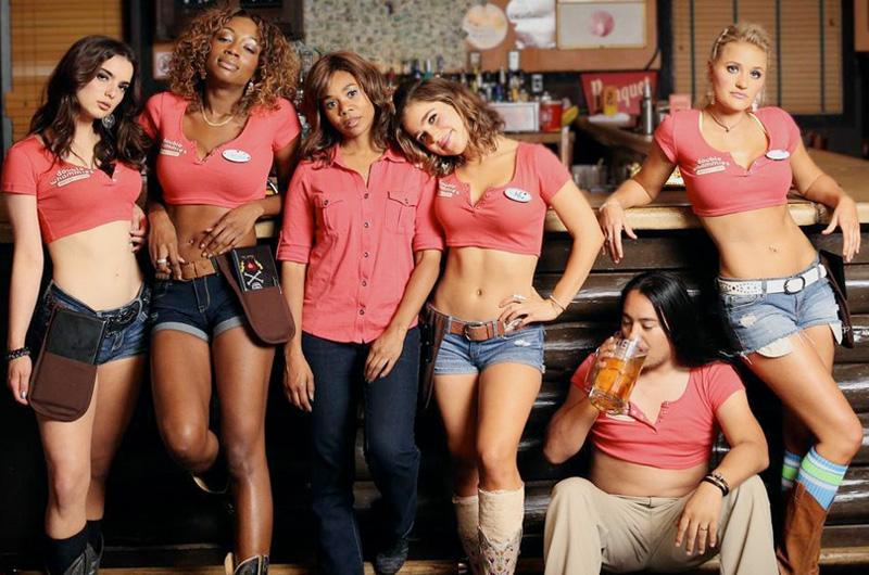 スポーツバーで働く女の子たちの友情を描く『Support the Girls』