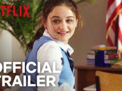 16歳女の子が書いたYA小説の映画化、Netflix『キスから始まるものがたり』予告編