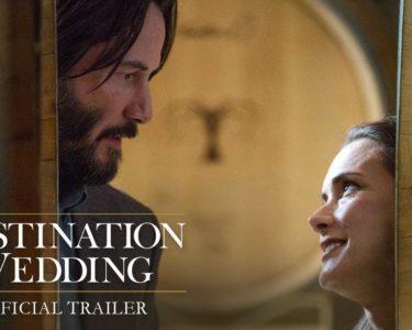 ウィノナ・ライダーとキアヌ・リーブス久々の共演『Destination Wedding』予告編