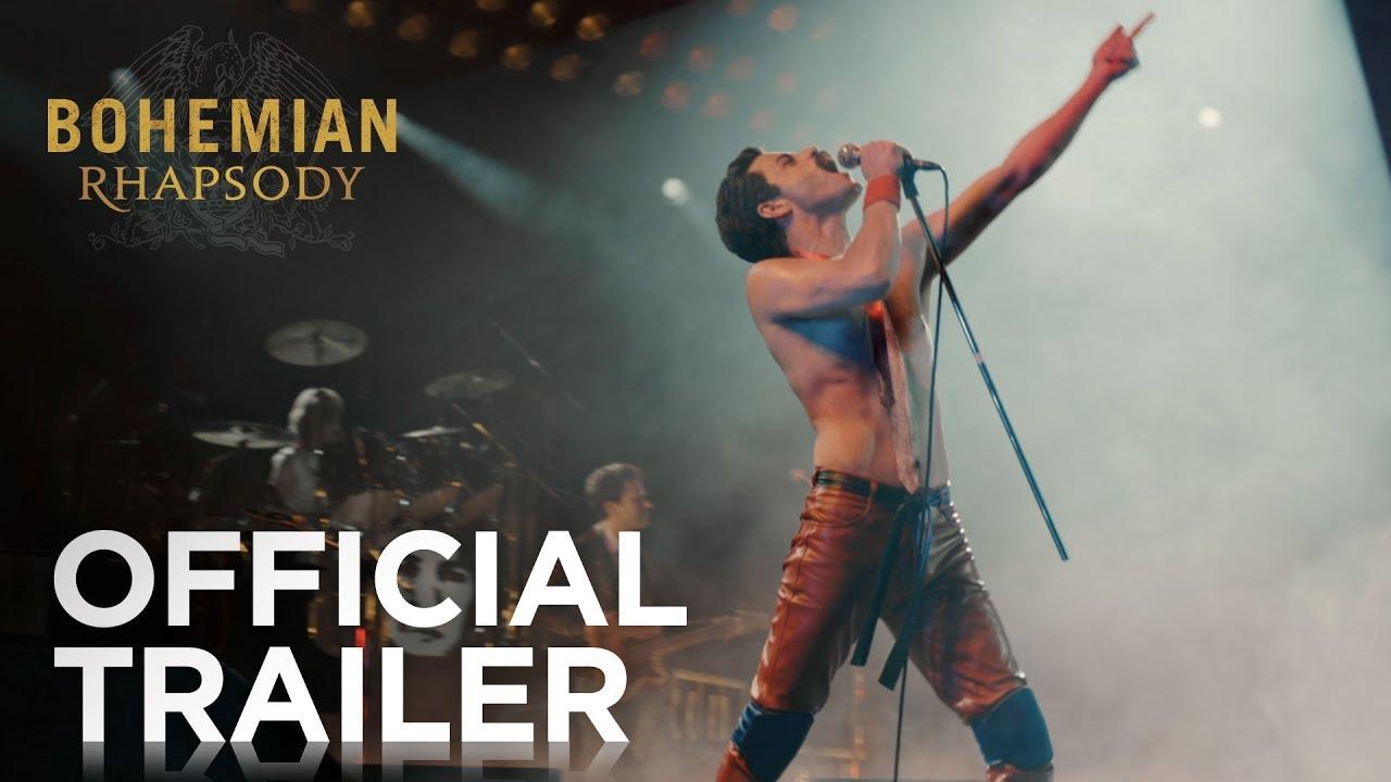 フレディ・マーキュリー伝記映画『Bohemian Rhapsody』特報!