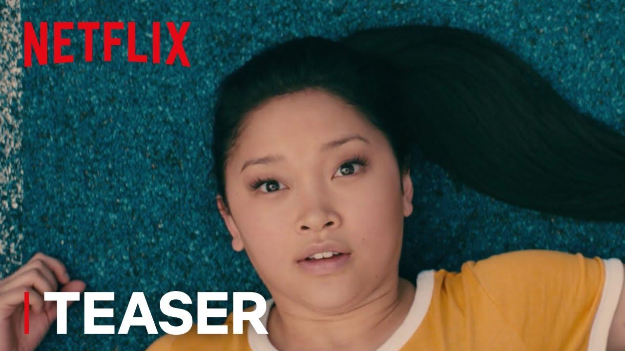 届けず隠していたラブレターが相手に届いてしまい…YA小説原作Netflix映画『好きだった君へのラブレター』特報
