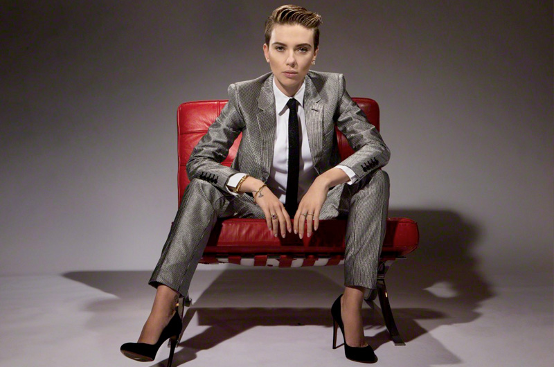 売春業で裏社会を仕切っていたトランスジェンダーの実話『Rub & Tug』、スカーレット・ヨハンソン主演で映画化