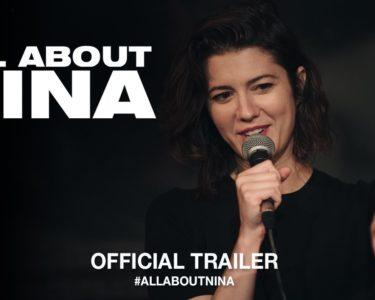 メアリー・エリザベス・ウィンステッドとコモン共演、女性漫談家の恋愛を描く『All About Nina』予告編