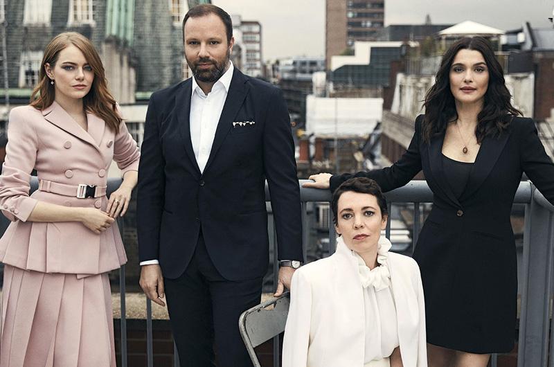 オリヴィア・コールマン、エマ・ストーン出演『女王陛下のお気に入り』全米で大ヒットスタート