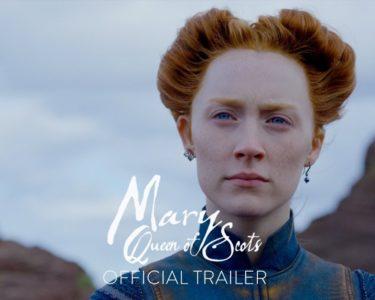 シアーシャ・ローナン&マーゴット・ロビー共演『Mary Queen of Scots』予告編第2弾