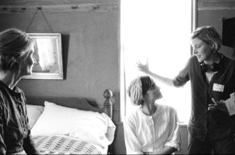 エマ・ワトソン、メリル・ストリープ、シアーシャ・ローナン、ティモテ・シャラメ豪華キャスト『若草物語』撮影風景