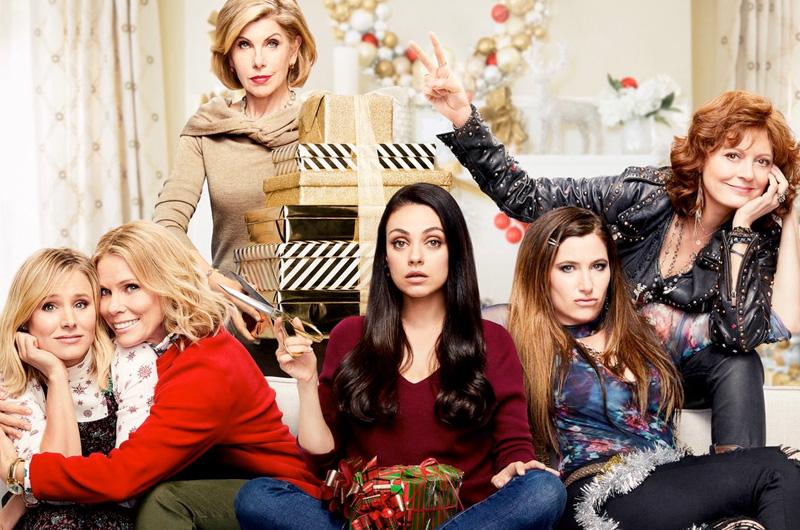 『バッド・ママ』続編『バッド・ママのクリスマス』に登場したママのママたちの外伝映画『Bad Moms' Moms』が制作決定!