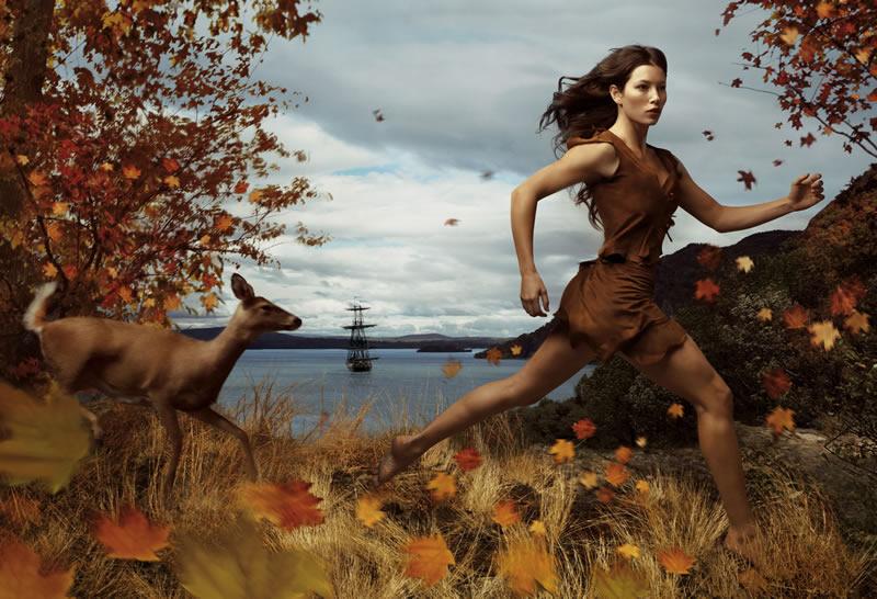 Pocahontas-Jessica-Biel
