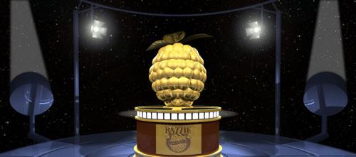 第33回ゴールデンラズベリー賞ノミネート一覧