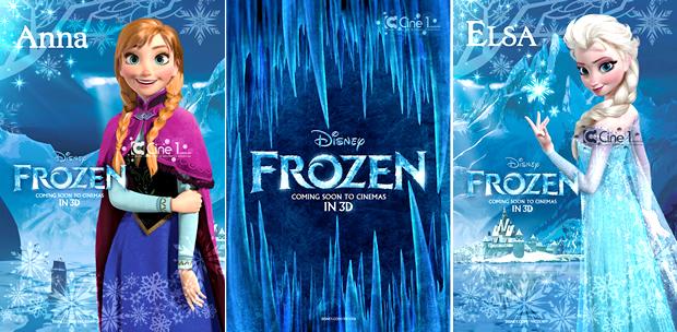 ディズニー新作「Frozen」邦題が『アナと雪の女王』に&予告編公開