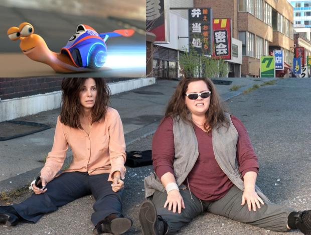 【LA滞在記5】『Turbo』『パシフィック・リム』『The Heat』の感想。『The Heat』のヒットを実感