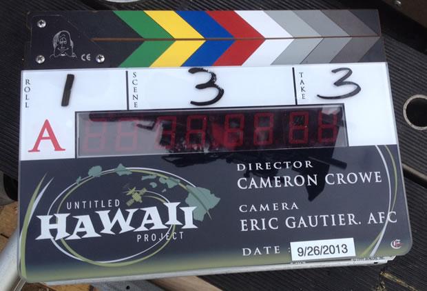キャメロン・クロウの新作キューティー映画がハワイで撮影開始