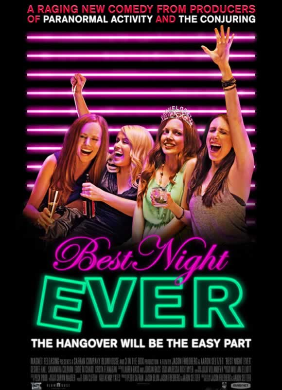 Best_Night_Ever_poster