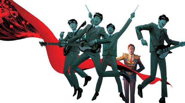 ビートルズの伝説的なマネージャーの伝記コミックが『チアーズ』監督で実写映画化!