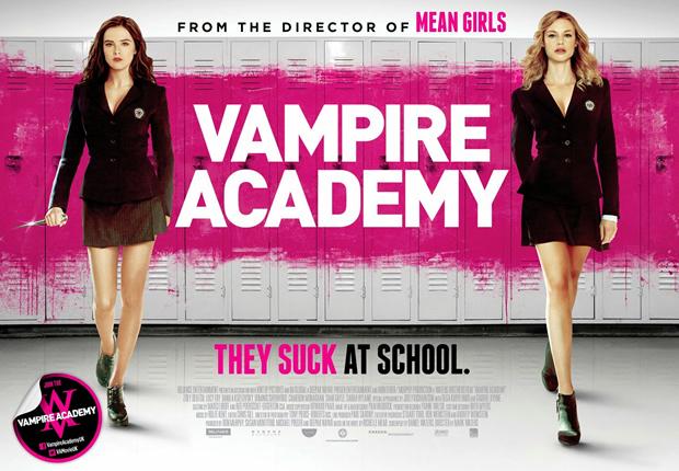 『ヴァンパイア アカデミー』公開繰り上げと予約開始中のサントラ収録曲