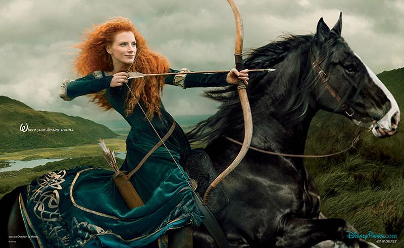 Brave-Jessica Chastain