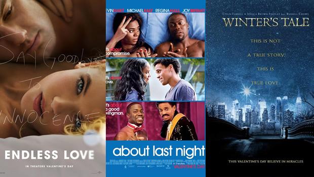 2014年全米バレンタインデー公開の新作キューティー映画、その週末興収成績は?!