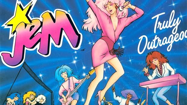 人気80'sTVアニメ「Jem And The Holograms」実写化、イメージポスターとキャスティング発表!