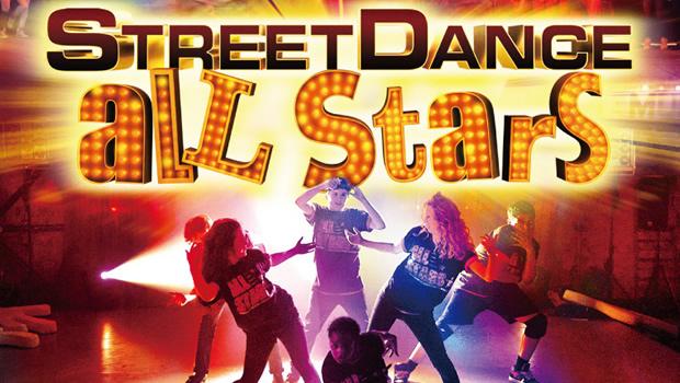 『ストリートダンス/TOP OF UK』シリーズ待望の第3弾『ストリートダンス オールスターズ』7/9リリース!