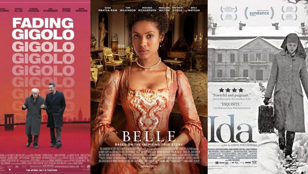 『Belle』全米4館で公開開始で好成績スタート。『イーダ』『ジゴロ・イン・ニューヨーク』など単館系キューティー映画もヒット