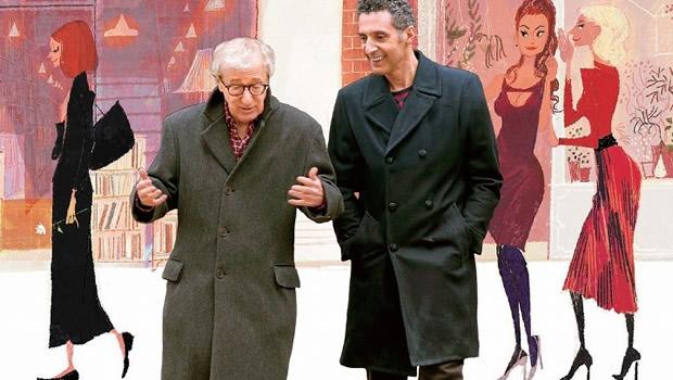 ウディ・アレン&ジョン・タトゥーロが男娼ビジネス?『ジゴロ・イン・ニューヨーク』予告編公開