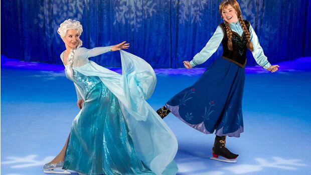 『アナと雪の女王』ディズニー・オン・アイスに!
