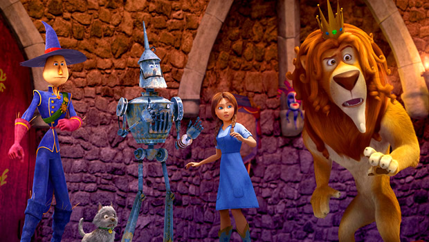 リア・ミシェルがドロシーの声を演じたCGアニメ『Legends of Oz: Dorothy's Return』公開!興行成績は??