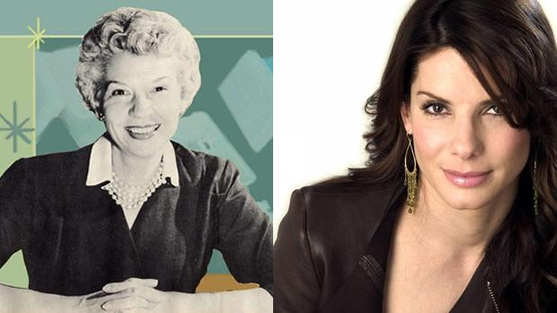 タッパの普及に貢献した50年代のビジネスウーマンをサンドラ・ブロックが演じることに