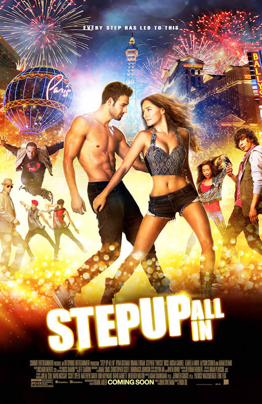 Step Up : All In