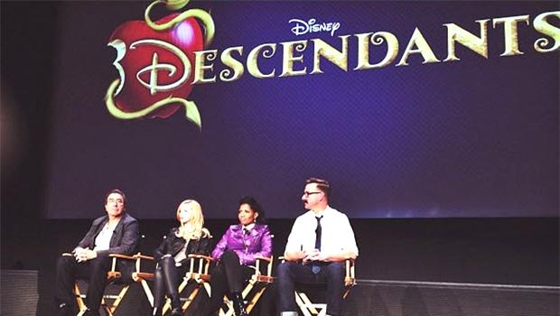 ディズニーキャラ悪役の子どもたちの学園モノ『Descendants』の写真と悪役キャスト公開!