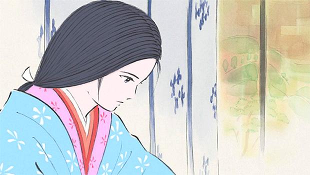 『かぐや姫の物語』アメリカ公開日決定!かぐや姫の声にクロエ・グレース・モレッツ