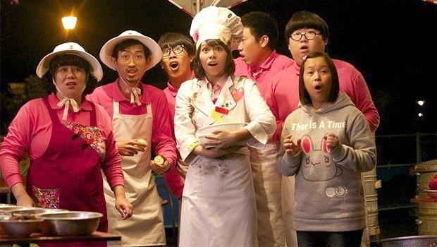 台湾のキューティー映画『総舗師 メインシェフへの道』が『祝宴!シェフ』のタイトルで公開決定!