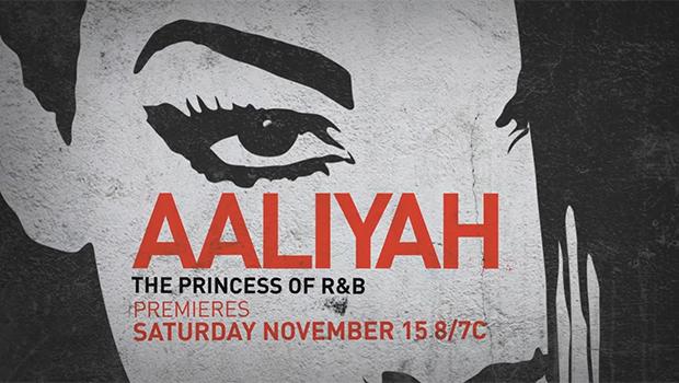 アリーヤ伝記TV映画『Aaliyah: Princess of R&B』の予告編第1弾公開