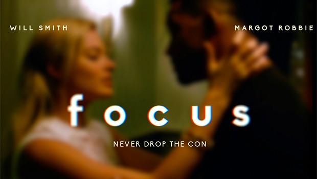 ウィル・スミス&マーゴット・ロビー共演、詐欺師同士の恋と駆け引き『Focus』予告編第1弾