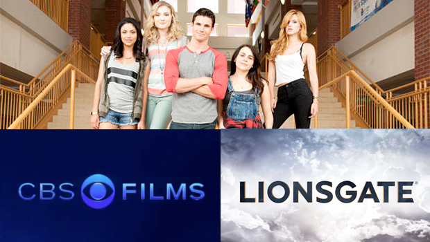 ライオンズ・ゲートとCBSフィルムが提携。その提携第1弾はキューティー映画から