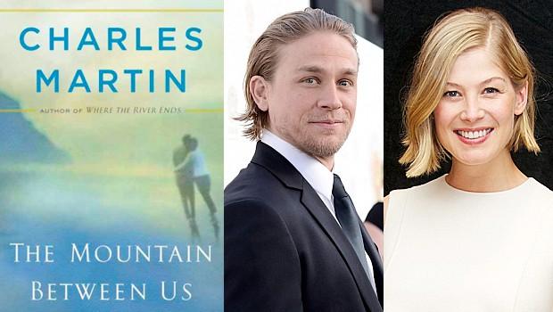 雪山で遭難した男女の恋を描く新作でロザムンド・パイク&チャーリー・ハナム共演?