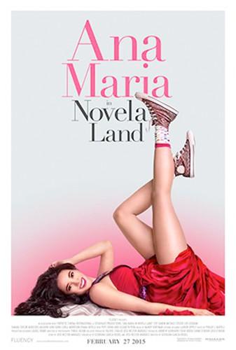 Ana Maria in Novela Land